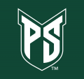 Portland State Vikings 2016-Pres Primary Dark Logo decal sticker