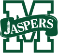 Manhattan Jaspers 2012-Pres Primary Logo decal sticker