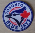 Toronto Blue Jays Primary Logo Sublimiation Iron-on Patches
