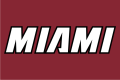 Miami Heat 2000-Pres Wordmark Logo decal sticker