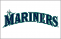 Seattle Mariners 2015-Pres Jersey Logo decal sticker