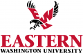 Eastern Washington Eagles 2000-Pres Wordmark Logo decal sticker
