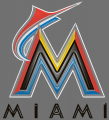 miami marlins 2012-pres primary plastic effect logo iron on transfer