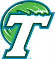Tulane Green Wave 2014-Pres Secondary Logo iron on transfer