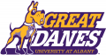 Albany Great Danes 2008-Pres Secondary Logo decal sticker