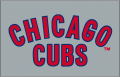 Chicago Cubs 1957 Jersey Logo iron on transfer