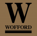 Wofford Terriers 1987-Pres Alternate Logo 01 iron on transfer