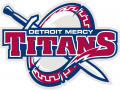 Detroit Titans 2016-Pres Primary Logo decal sticker