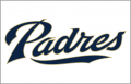 San Diego Padres 2012-2015 Jersey Logo decal sticker