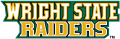 Wright State Raiders 2001-Pres Wordmark Logo 02 decal sticker