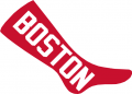 Boston Red Sox 1908 Primary Logo iron on transfer