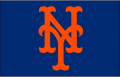 New York Mets 1993-Pres Cap Logo decal sticker
