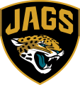 Jacksonville Jaguars 2013-Pres Alternate Logo 01 iron on transfer