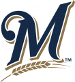 Milwaukee Brewers 2000-2019 Alternate Logo 01 decal sticker