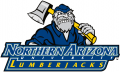 Northern Arizona Lumberjacks 2005-2013 Alternate Logo iron on transfer