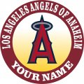LOS ANGELES ANGELS OF ANAHEIM iron on transfer