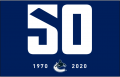 Vancouver Canucks 2019 20 Anniversary Logo iron on transfer