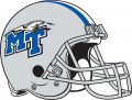 Middle Tennessee Blue Raiders 1998-Pres Helmet iron on transfer