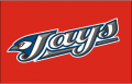 Toronto Blue Jays 2009-2011 Special Event Logo iron on transfer