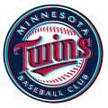 Phantom Minnesota Twins logo decal sticker