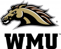 Western Michigan Broncos 2016-Pres Alternate Logo 01 iron on transfer