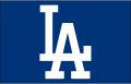 Los Angeles Dodgers 2012-Pres Cap Logo decal sticker