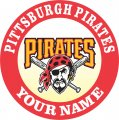 PITTSBURGH PIRATES iron on transfer