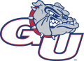 Gonzaga Bulldogs 1998-Pres Secondary Logo iron on transfer