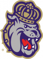 James Madison Dukes 2017-Pres Secondary Logo 02 decal sticker