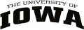 Iowa Hawkeyes 2002-Pres Wordmark Logo 02 iron on transfer