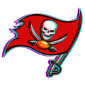 Phantom Tampa Bay Buccaneers logo iron on transfer