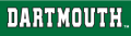 Dartmouth Big Green 2000-Pres Wordmark Logo decal sticker