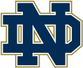 Notre Dame Fighting Irish 1994-Pres Alternate Logo 09 decal sticker