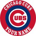 Chicago Cubs iron on transfer