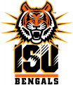 Idaho State Bengals 1997-2018 Secondary Logo iron on transfer