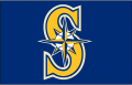 Seattle Mariners 2015-Pres Cap Logo decal sticker
