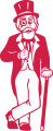 Austin Peay Governors 1972-Pres Mascot Logo 0 02 decal sticker