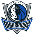 Dallas Mavericks 2017-Pres Primary Logo decal sticker