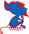 DePaul Blue Demons 1979-1998 Alternate Logo 01 decal sticker
