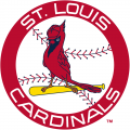 St.Louis Cardinals 1980-Pres Mascot Logo iron on transfer