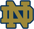 Notre Dame Fighting Irish 1994-Pres Alternate Logo 03 decal sticker