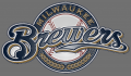 milwaukee brewers 2000-pres primary plastic effect logo iron on transfer