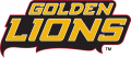 Arkansas-PB Golden Lions 2015-Pres Wordmark Logo 07 decal sticker