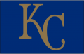 Kansas City Royals 2017-Pres Cap Logo decal sticker