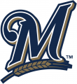 Milwaukee Brewers 2018-2019 Primary Logo decal sticker
