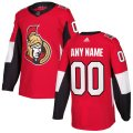 Ottawa Senators Custom Letter and Number Kits for Red Jersey