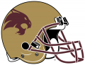 Texas State Bobcats 2003-Pres Helmet decal sticker