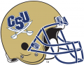 CSU Buccaneers 2004-Pres Helmet decal sticker