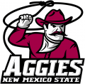 New Mexico State Aggies 2006 Primary Logo decal sticker