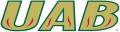 UAB Blazers 2015-Pres Wordmark Logo decal sticker